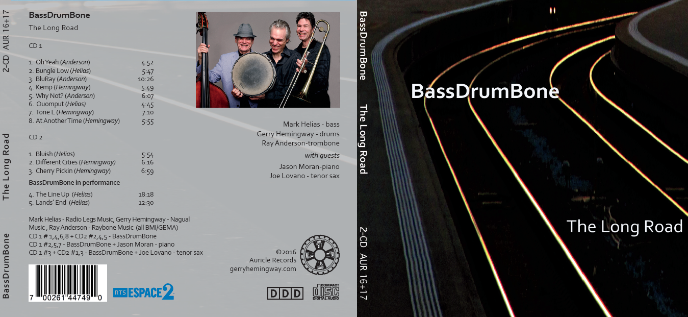 The Long Road BassDrumBone
